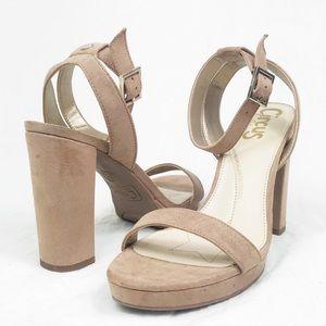 Sam Edelman Circus Annette Block Heel Sandals